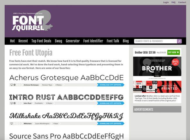 lambanner-web-chia-se-font-mien-phi-fontsquirrel