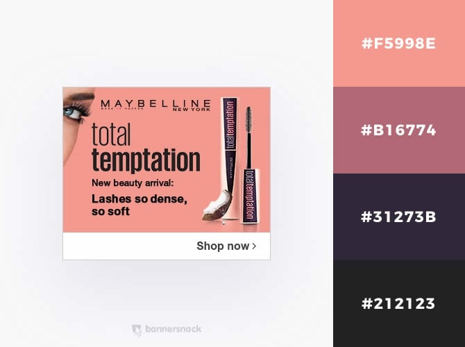 Nguyên tắc kết hợp màu sắc : Màu hồng nữ tính