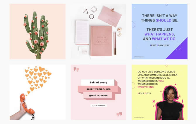 Màu sắc là vấn đề quan trọng khi thiết kế ảnh quảng cáo mạng xã hội