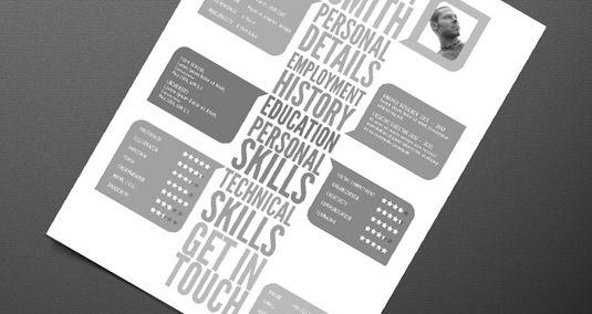 Mẫu CV miễn phí số 14