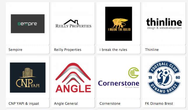 Nguồn ảnh vector miễn phí : Brands of the World