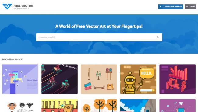 Nguồn ảnh vector miễn phí : Free Vector