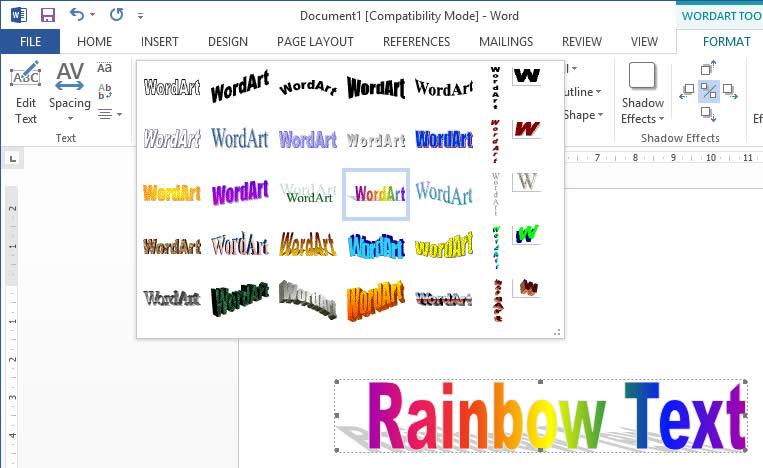 lambanner-word-art-microsoft-word