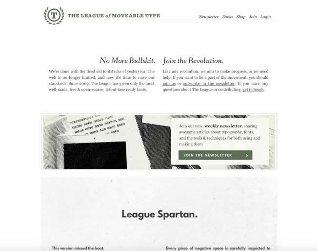 lambanner-web-chia-se-font-mien-phi-The League of Movable Type