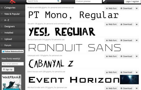 lambanner-web-chia-se-font-mien-phi-abstractFont