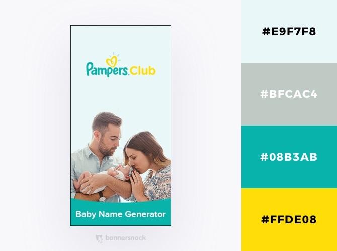 Cách phối màu trong thiết kế đồ hoạ quảng cáo : Mùa hè biển xanh