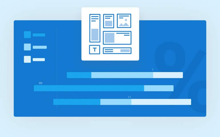 Số liệu thống kê về xu hướng thiết kế banner quảng cáo 2018