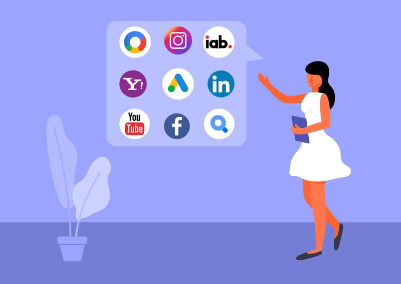 Nền tảng quảng cáo phù hợp với doanh nghiệp của bạn ?