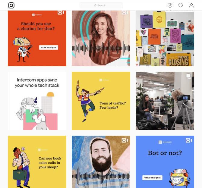 Phần tử đồ hoạ trong thiết kế ảnh quảng cáo mạng xã hội