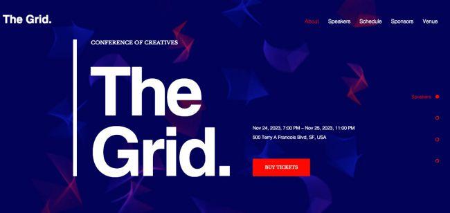 Chọn màu website : Màu nhấn