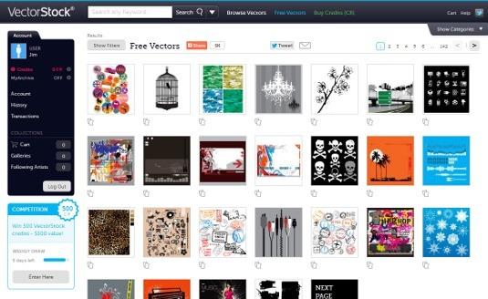 Nguồn ảnh vector miễn phí : VectorStock