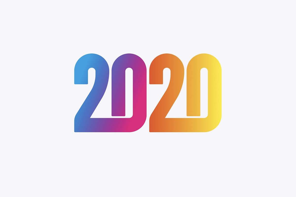 12 Xu hướng thiết kế đồ họa 2020