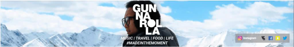 Ảnh bìa Youtube: Gunnarolla