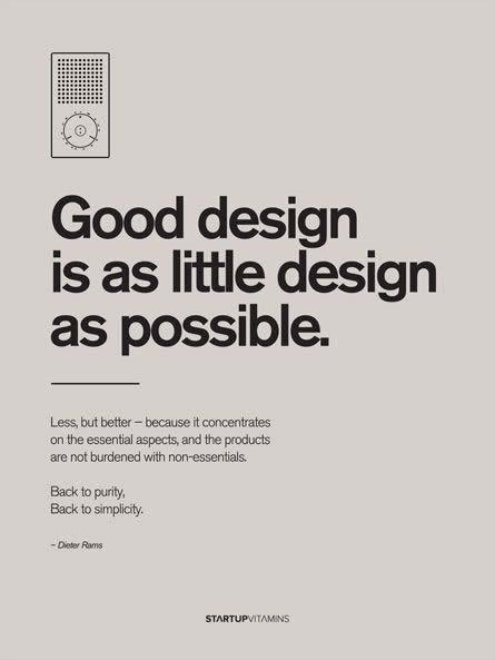 Cấu trúc rất quan trọng trong thiết kế