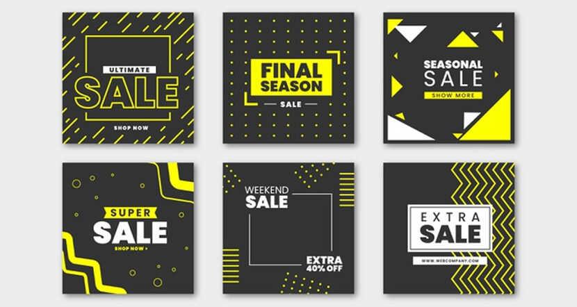 Banner giảm giá-khuyến mãi tại MnT Design