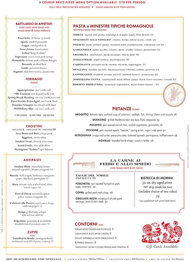 Mẹo thiết kế Menu nhà hàng - quán ăn chuyên nghiệp