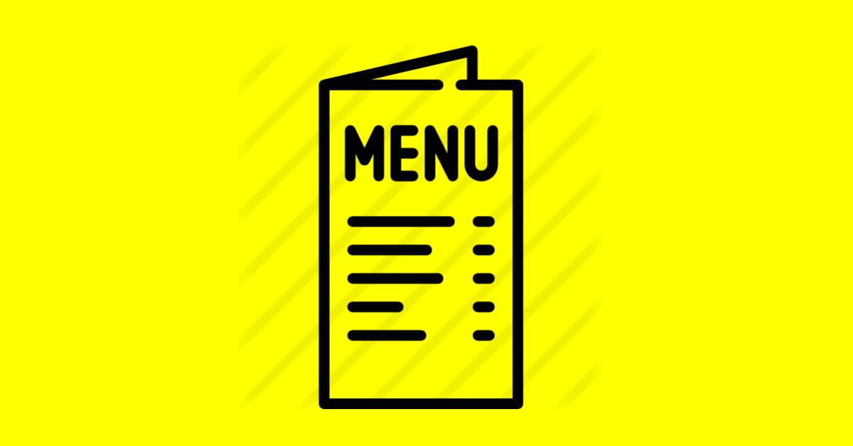 8 mẹo thiết kế menu chuyên nghiệp tại MnT Design