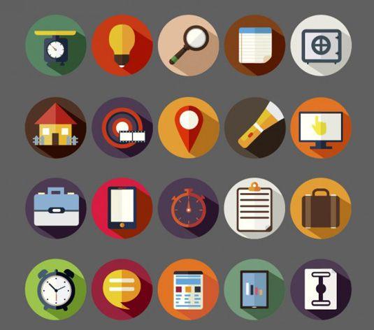 20 bộ icon miễn phí download 2020