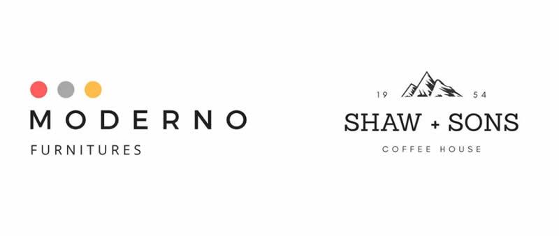 Phong cách logo : Cổ điển hay hiện đại ?