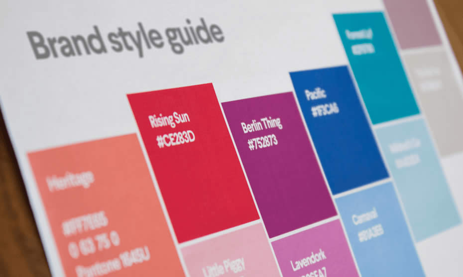 Nhận diện thương hiệu là gì ? Làm sao thiết kế nhận diện thương hiệu chuyên nghiệp