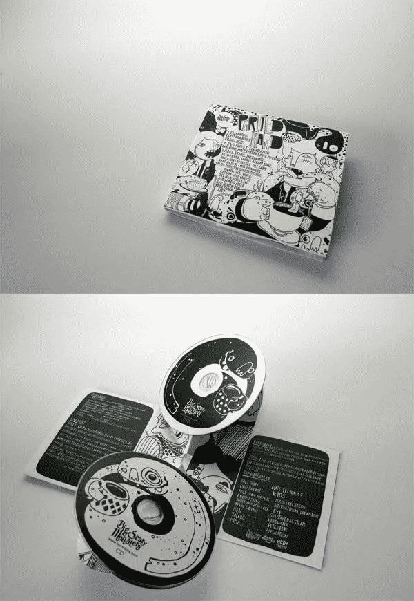 Thiết kế bìa Album : 40 ví dụ cụ thể