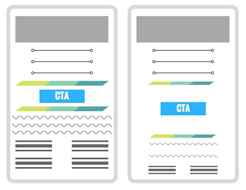 Tăng tỷ lệ tỷ lệ chuyển đổi trên web dựa vào nguyên lý thiết kế