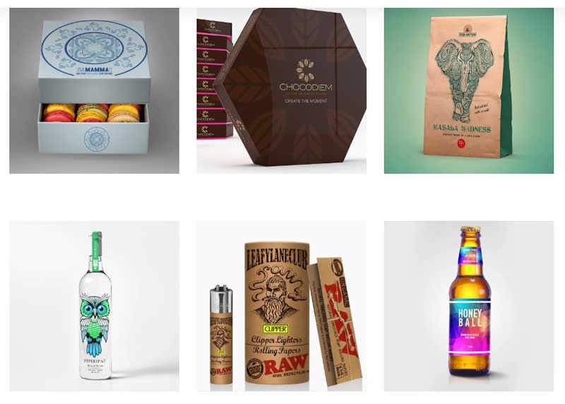 Thiết kế bao bì sản phẩm : Những gì bạn cần biết