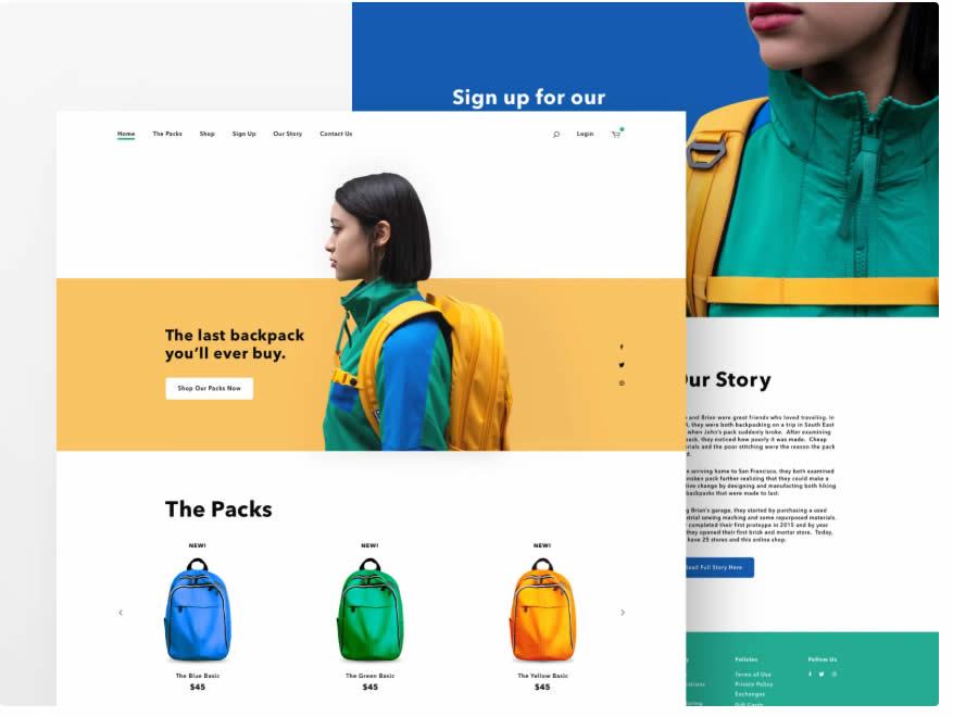 Quy tắc thiết kế web chuyên nghiệp