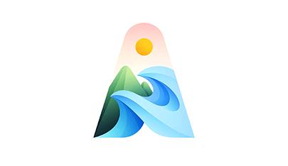 A-illustration-logo