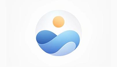 Sunrise-and-sea-logo