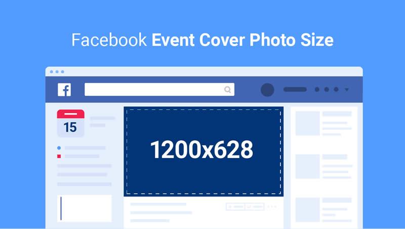 Kích thước ảnh bìa sự kiện Facebook