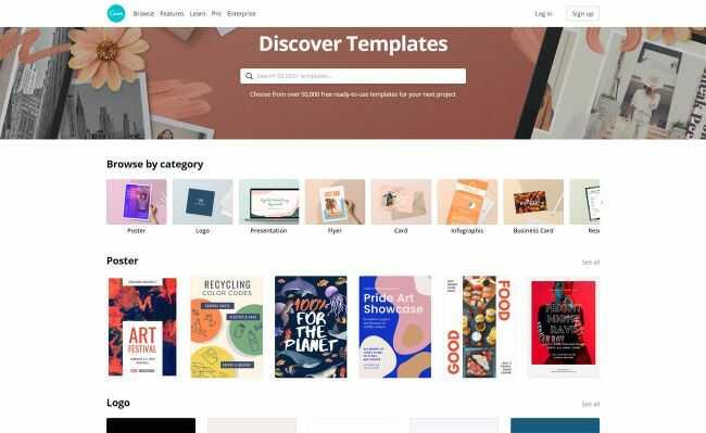 Website chia sẻ mẫu đồ họa miễn phí
