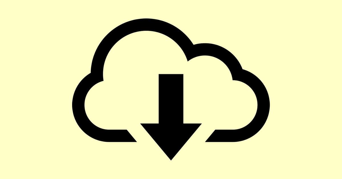 Mẫu logo miễn phí tối giản download thuận tiện