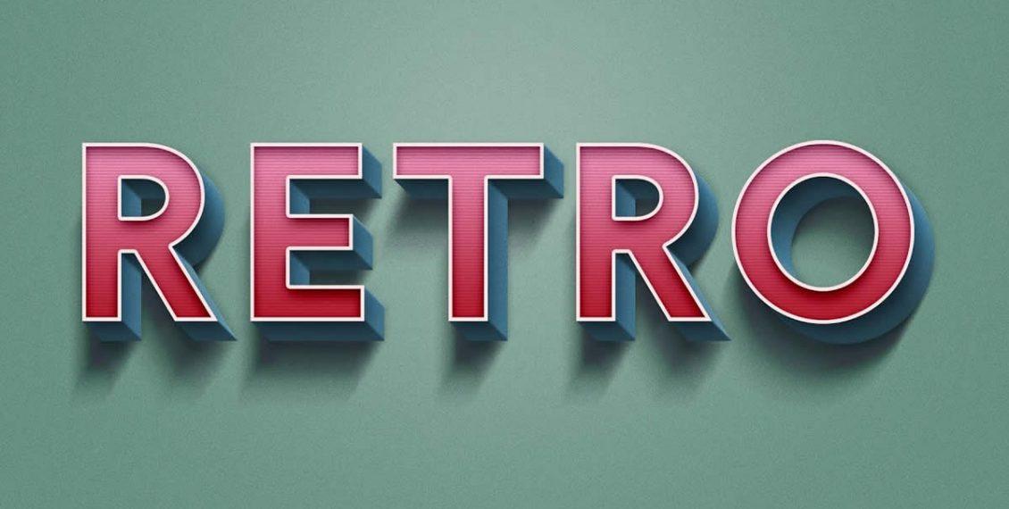 Mẫu logo miễn phí cổ điển / nhiều màu sắc bạn nên download