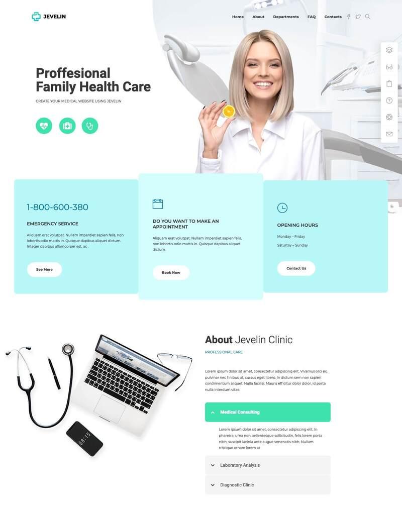 Theme WordPress Yoga đẹp và chuyên nghiệp