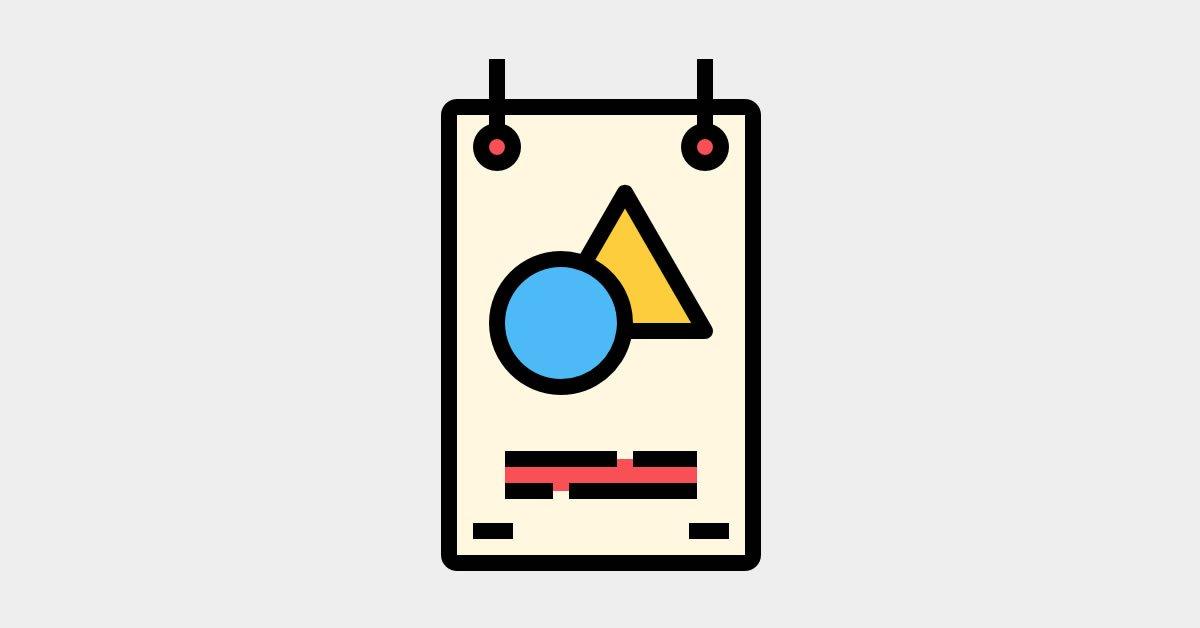 7 mẫu poster miễn phí có thiết kế chuyên nghiệp năm 2021 (file PSD hoặc AI)