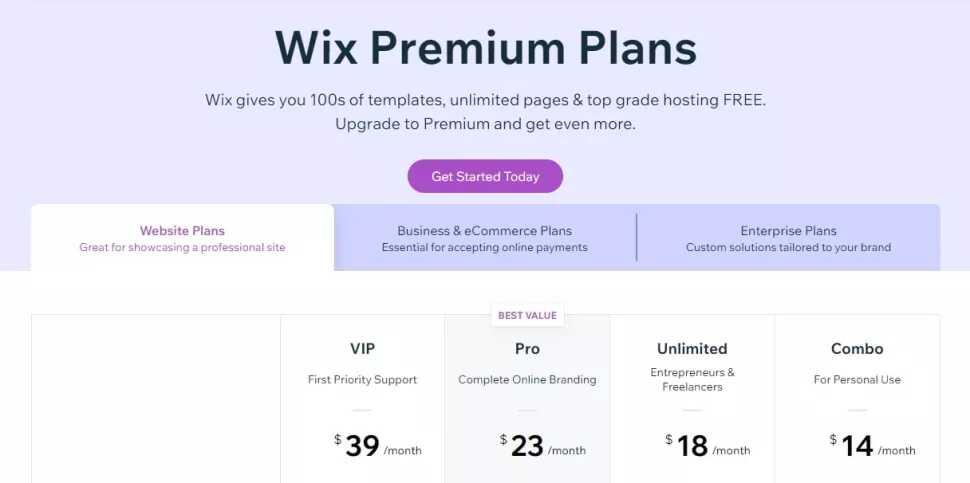 So sánh WordPress và Wix : Bạn nên chọn nền tảng nào để làm web ?