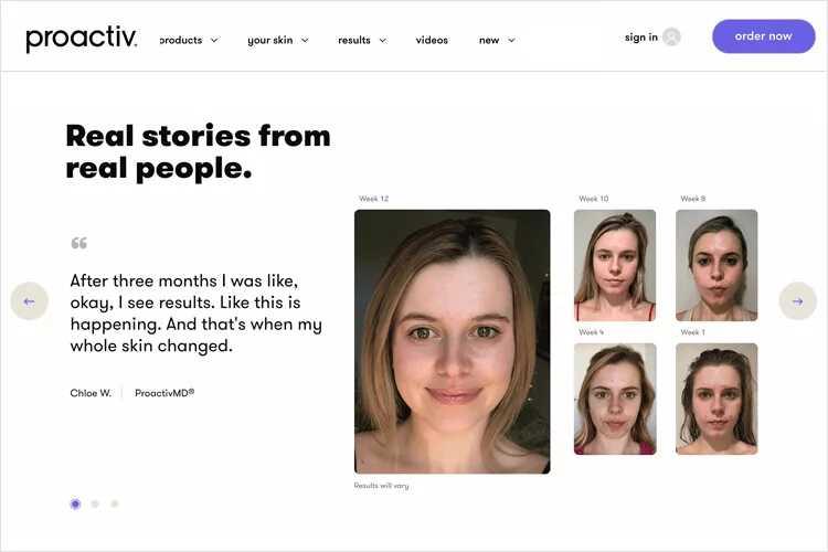 Thiết kế Testimonial trên website hiệu quả