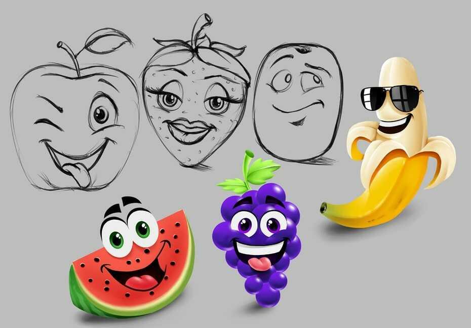 Cách thiết kế emoji đẹp và vui nhộn cho dự án thiết kế