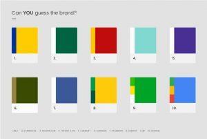 Các yếu tố nhận diện thương hiệu quan trọng nhất