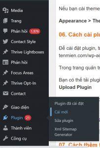 Tổng quan về WordPress