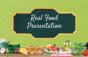 Mẫu Powerpoint ẩm thực miễn phí