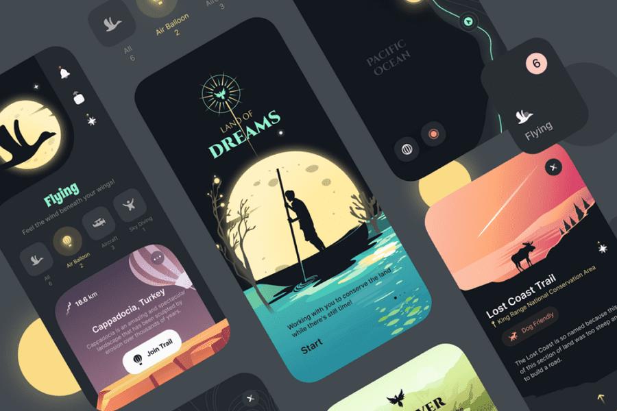 Thiết kế dark mode 2022 : Tất cả những gì bạn cần biết ?