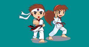 Top Logo võ thuật / chiến đấu đẹp nhất mà bạn nên tham khảo